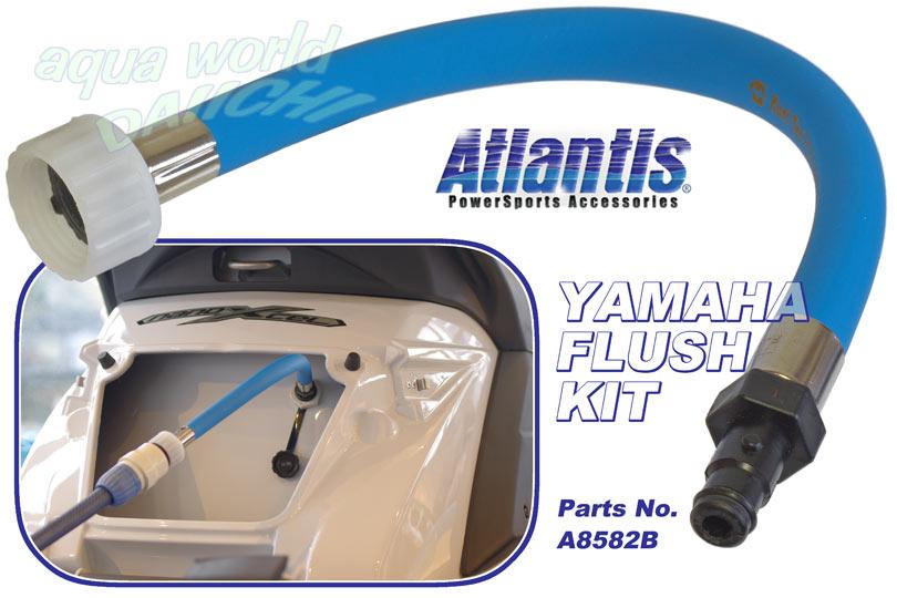 Kit Ausspül Atlantis Flush Kit A8582 Jet Ski Yamaha 1995-2010