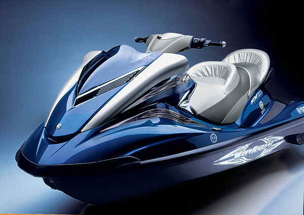 Motorcycle Yamaha Marin