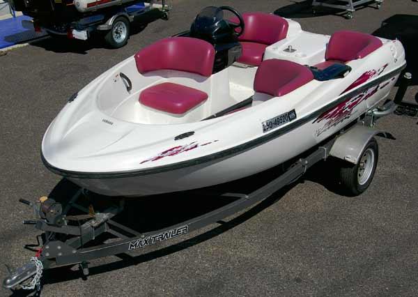 中古ジェットボート2002YAMAHA EXCITER 1430TR セール