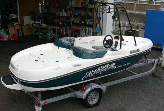 2006中古ジェットボート ヤマハ エキサイター1430スポーツ セール ...